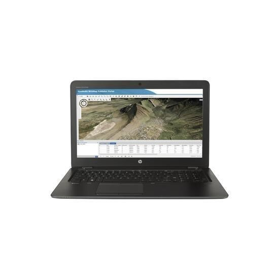 HP ZBook 15u G3 Mobile Workstation Core i7-6500U 16GB 256GB SSD 15.6 Inch Windows 10 Pro Laptop