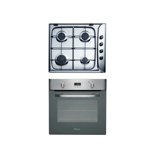 Photo of Hotpoint SHS33X & G640SX Cooker