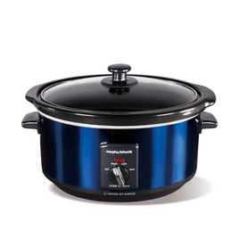 Morphy Richards 48736 Accents Slow Cooker - Blue Reviews