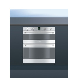 Smeg DUCO8CSS Electric Double Oven ̢ Stainless Steel