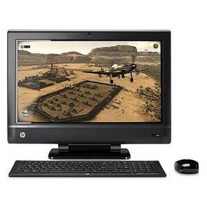 Photo of HP TouchSmart 610-1100UK Desktop Computer