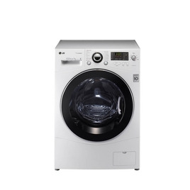 LG F1480QDS Washing Machine - White Reviews