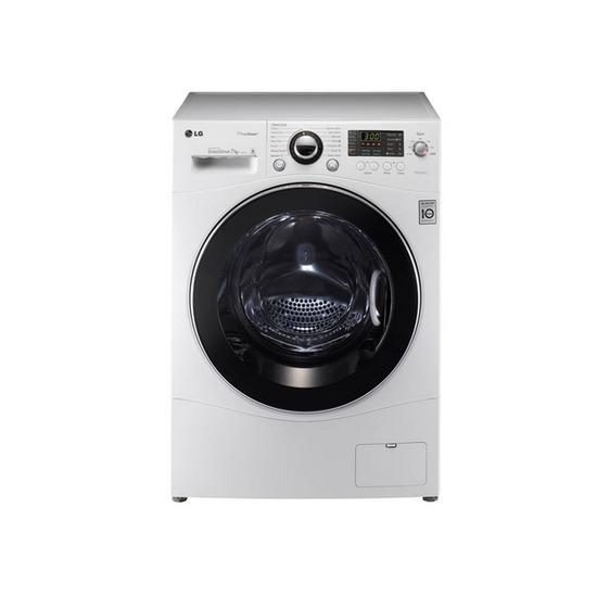 LG F1480QDS Washing Machine - White
