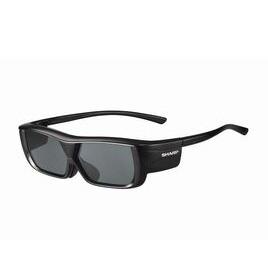 SHARP AN3DG20B Active 3D Glasses Reviews