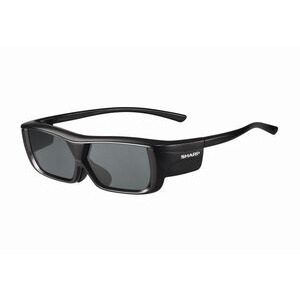 Photo of SHARP AN3DG20B Active 3D Glasses 3D Glass