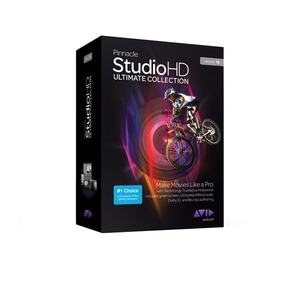 Photo of Avid Pinnacle Studio HD Ultimate 15 Software
