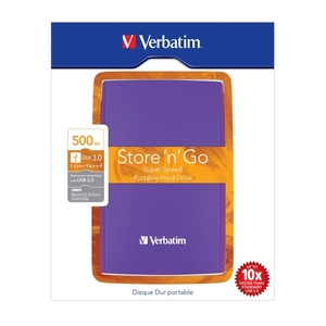 Photo of Verbatim 53033 (500GB) External Hard Drive