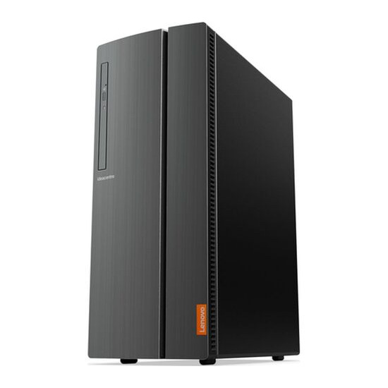 LENOVO IdeaCentre 510A-15ARR AMD Ryzen 5 Desktop PC - 1 TB HDD & 128 GB SSD Black