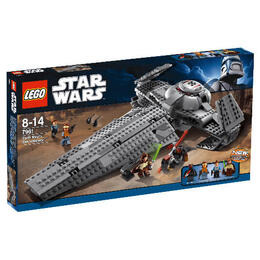 Lego Star Wars Darth Mauls Sith Infiltrator 7961 Reviews