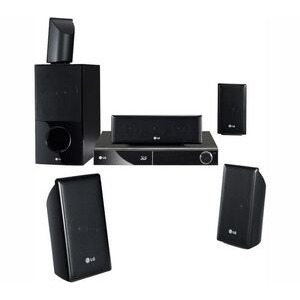 Photo of LG HX806SG Home Cinema System