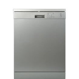 ESSENTIALS CDW60S18 Full-size Dishwasher - Dark Silver Reviews