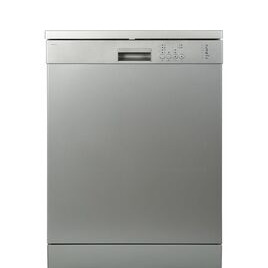 ESSENTIALS CDW60S18 Full-size Dishwasher - Dark Silver Reviews