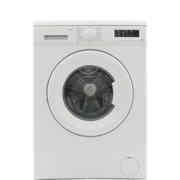 ESSENTIALS C912WM18 9 kg 1200 Spin Washing Machine - White Reviews