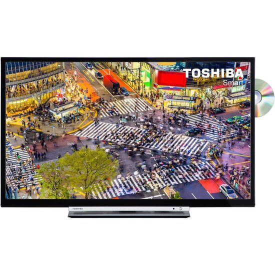 Toshiba 24D3753DB TV 24 Inches Smart TV