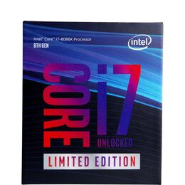 Intel Core i7-8086K Unlocked Special Edition Processor