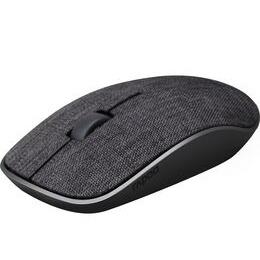 RAPOO 3510 Plus Wireless Optical Fabric Mouse - Black Reviews