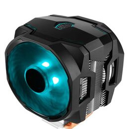 COOLERMASTER MasterAir MA610P 120 mm CPU Cooler - RGB LED Reviews