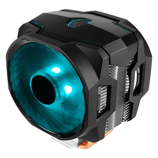 COOLERMASTER MasterAir MA610P 120 mm CPU Cooler - RGB LED