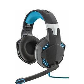 TRUST GTX 363 Hawk Bass Vibration 7.1 Gaming Headset - Black
