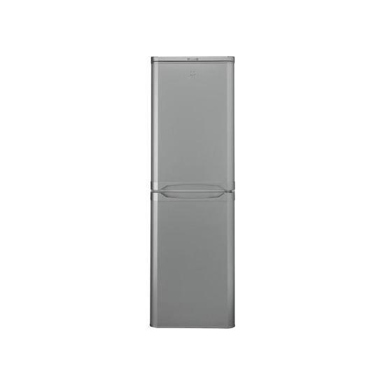 Indesit IBD5517S 174x55cm 234L Freestanding Fridge Freezer - Silver