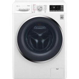 LG F4J7VY2WD 9kg 1400rpm Freestanding Washing Machine With Steam And Wifi Control Reviews