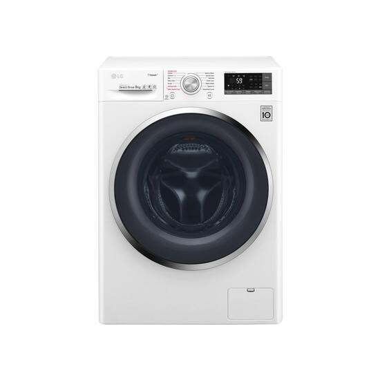 LG F4J7VY2WD 9kg 1400rpm Freestanding Washing Machine With Steam And Wifi Control