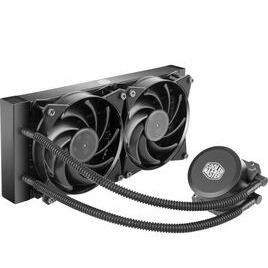 COOLERMASTER MasterLiquid Lite 240 mm CPU Cooler Reviews