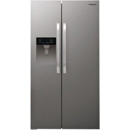 Hotpoint SXBHE 924 WD American-Style Fridge Freezer - Silver Reviews