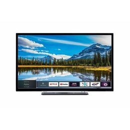 Toshiba 24W3863DB 24 HD Ready LED Smart TV with Freeview Play Reviews
