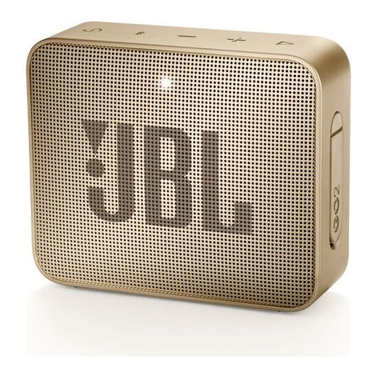 JBL Go2 Portable Bluetooth Speaker-Champagne
