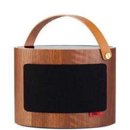 TIBO Vogue 3 Portable Wireless Smart Sound Speaker - Walnut