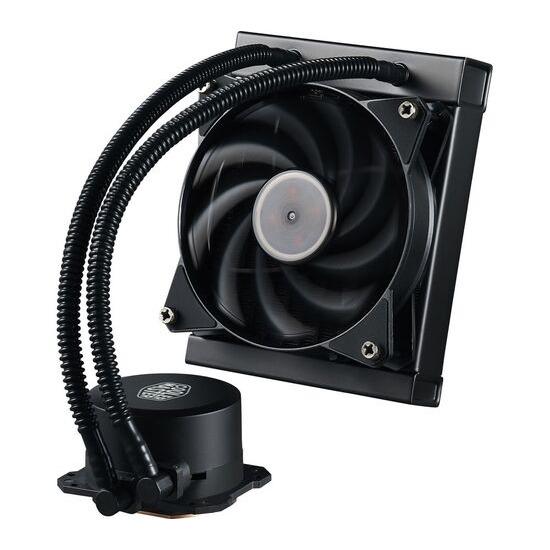 COOLERMASTER MasterLiquid Lite 120 CPU Cooler - White LED