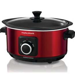 Morphy Richards Evoke Sear & Stew 460014 Slow Cooker - Red Reviews