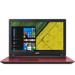 ACER Aspire 3 15.6 Intel Core i3 Laptop 1 TB HDD Red Reviews