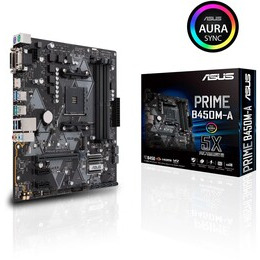 PRIME B450M-A AM4 Motherboard Reviews