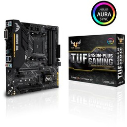 ASUS TUF B450M-PLUS GAMING AM4 Motherboard Reviews