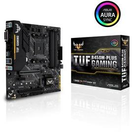 ASUS TUF B450M-PLUS GAMING AM4 Motherboard Reviews