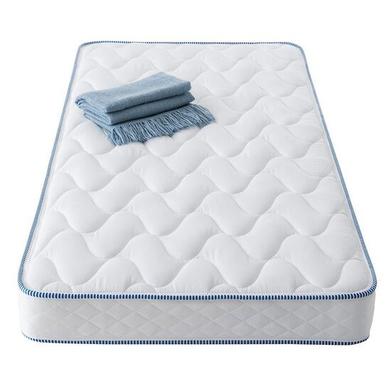 Silentnight Sprung Bunk Mattress with Waterproof Cover, 90cm