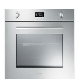 SMEG Cucina F496XE Electric Oven - Stainless Steel