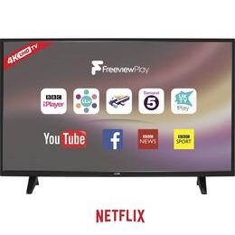 LOGIK L43UE18 43 LED Smart 4K Ultra HD TV Reviews