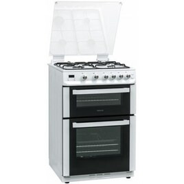 Servis SGL60W 60cm Double Oven Gas Cooker With Glass Lid Reviews