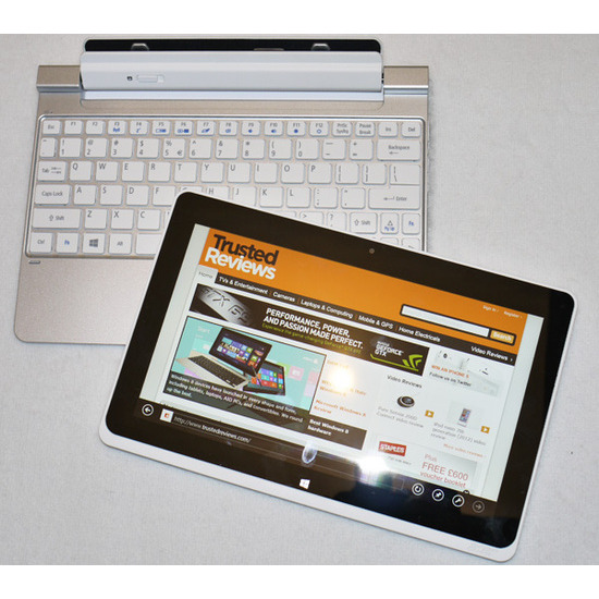 Acer Iconia Tab W501P 3G with Keyboard