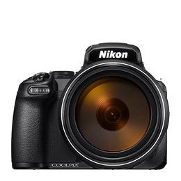Nikon COOLPIX P1000 Bridge Camera - Black Reviews