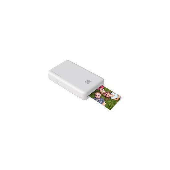 KODAK Mini 2 Instant Photo Printer - White