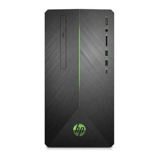 HP Pavilion 690-0012na Intel i5+ Desktop PC - 2 TB HDD Black