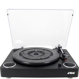 JAM Play HX-TTP300BWD Belt Drive Turntable - Black Reviews