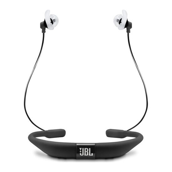 JBL Reflect Fit Wireless Bluetooth Headphones - Black