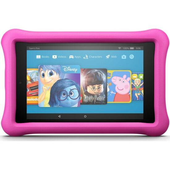 Fire HD 8 Kids Edition Tablet (2018) - 32 GB, Pink