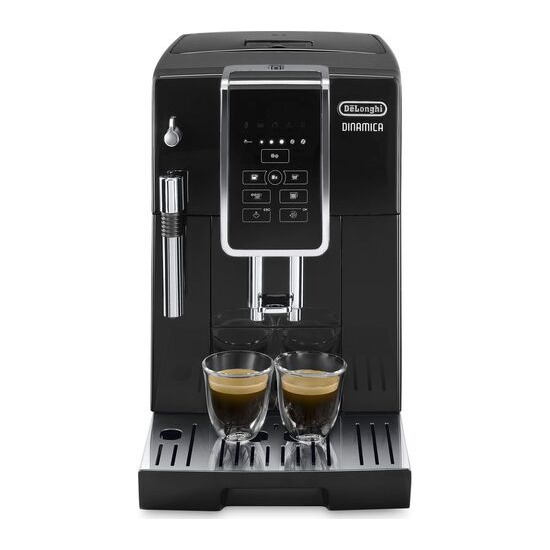 DELONGHI Dinamica ECAM 350.15B Bean to Cup Coffee Machine - Black