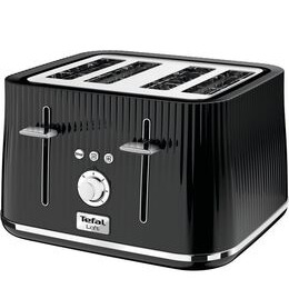 Tefal Loft TT60840 4-Slice Toaster - Piano Black Reviews